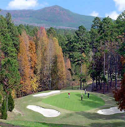 Cortez Golf Course   Hot Springs Village Arkansas