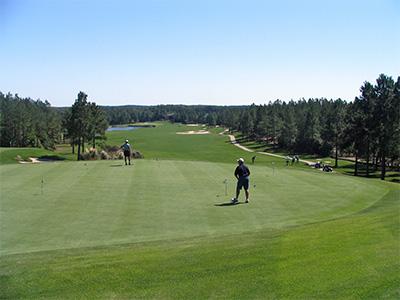 Isabella Golf Courses   Hot Springs Village Arkansas